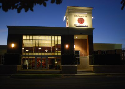 Bentonville Central Fire Station