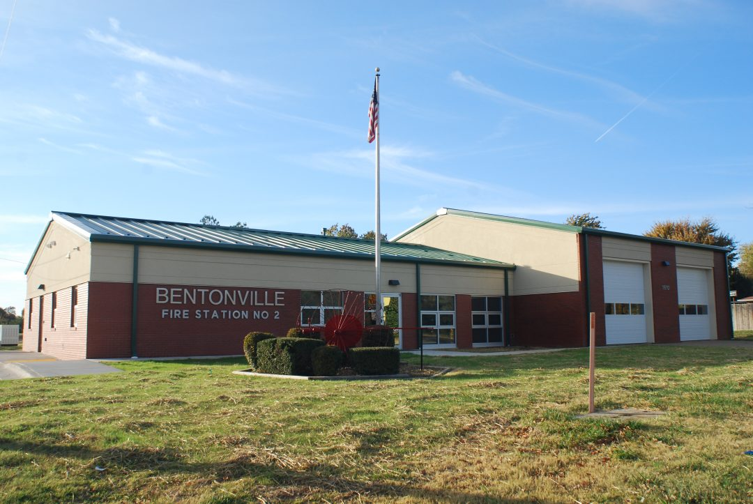 Bentonville Fire Station #2