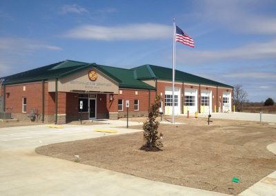 Bentonville Fire Station #6