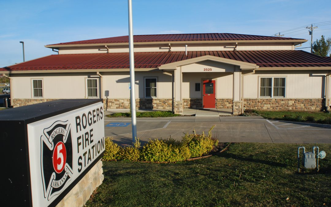 Rogers Fire Station #5